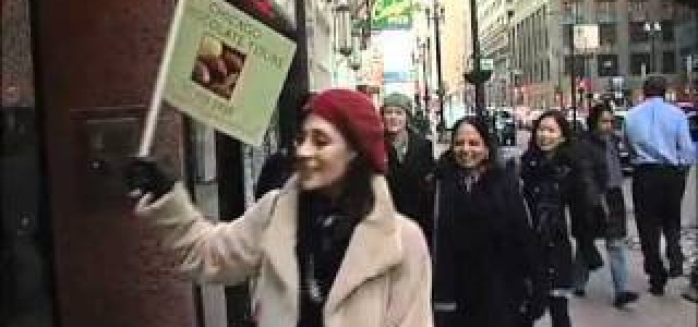 We love Chicago Small Businesses – Example Chicago Chocolate Tours Elevator Pitch – 2012 winner
